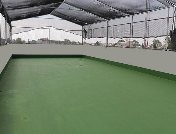 Cancha de Futbol Soccer Plantel Lagos