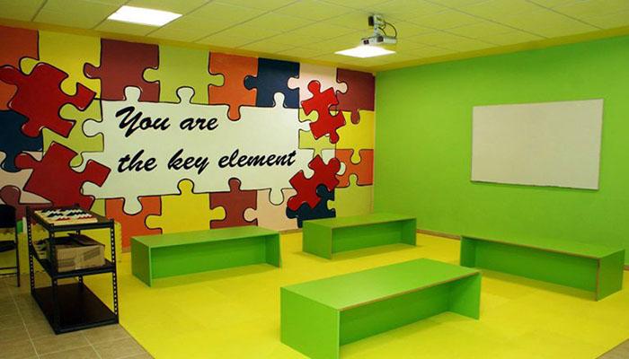 Salón de Matemáticas Scherzer