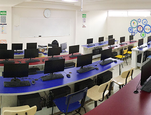 Salón de Programación Campus Bachillerato