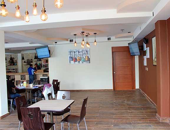 Cafetería Plantel Bachillerato