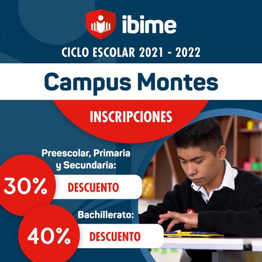 Inscripciones Campus Montes